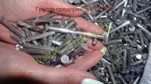 заклепки алюминиевые все размеры под молоток