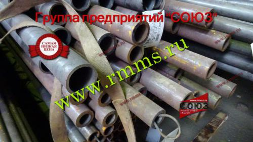 Труба стальная холоднодеформированная производство