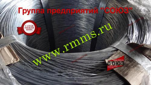 проволока ГОСТ 3282-74 4,0 мм