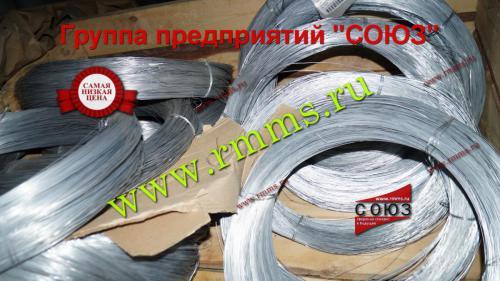 проволока контровочная ГОСТ 792 1мм